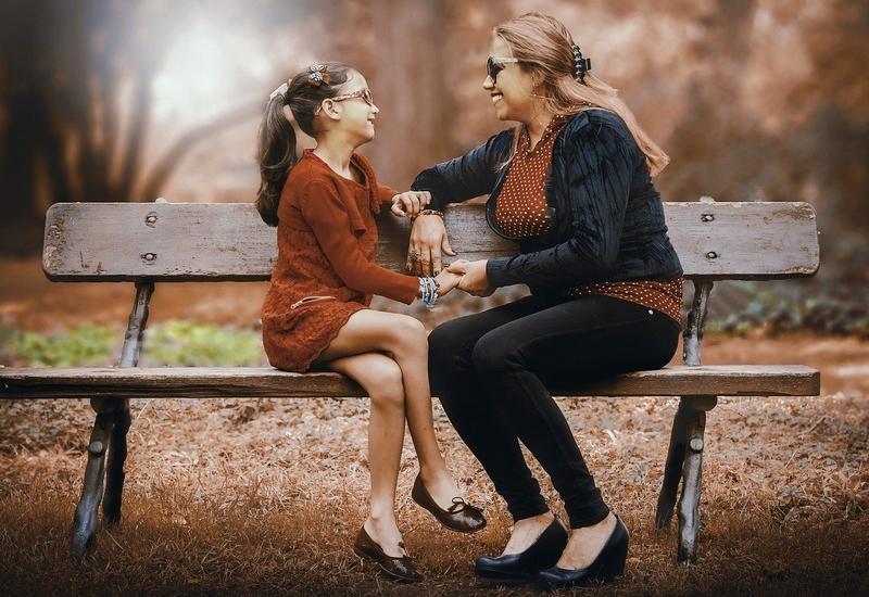 子供を愛していると勘違いしているシングルマザー